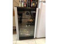 Samsung wine fridge