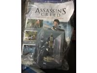 Assassins creed official collection figures