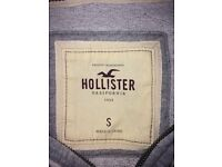 Hollister hoody, size small