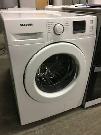 Samsung WF70F5E0W4W ecobubble Washing Machine, 7kg Load A+++ Energy Rating, 1400rpm Spin, White