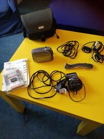 Quick sale £25 - Canon Mini Digital Camcorder - MV920
