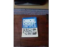 Churchill digest book