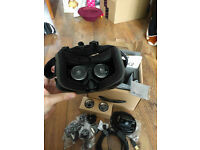 Oculus Rift DK 2 ( with VR developement kit with box and leap motion hand traking)
