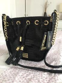 Biba leather bag new