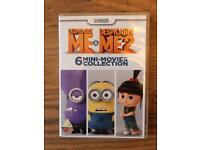 Dispicable Me 6 Mini Movies Collection