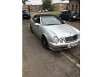 Mercedes clk320 2002
