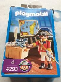 Playmobil Pirate Captain 4293