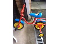 Kids Disney Mickey Mouse Bike