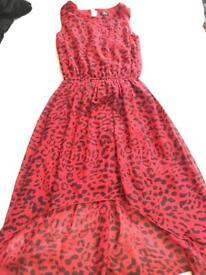 Girls Julian McDonald star dress