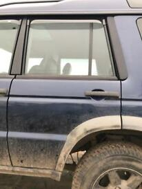 Landrover discovery 2 doors