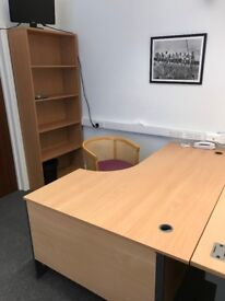 Small self contained office to rent with parking and 24 hour access in Great Baddow Chelmsford