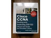 Cisco CCNA Routing and Switching 200-120 cert guide and simulator