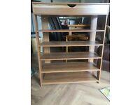 Shoe Storage Rack 6 shelves