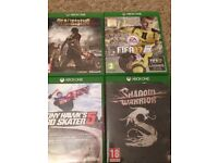 Xbox One Games: Fifa 17, Dead Rising 3, Shadow Warrior, Tony Hawk's Pro Skater 5