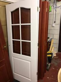 Interior doors x 7