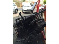 2003 FORD TRANSIT ENGINE GEAR BOX STARTER