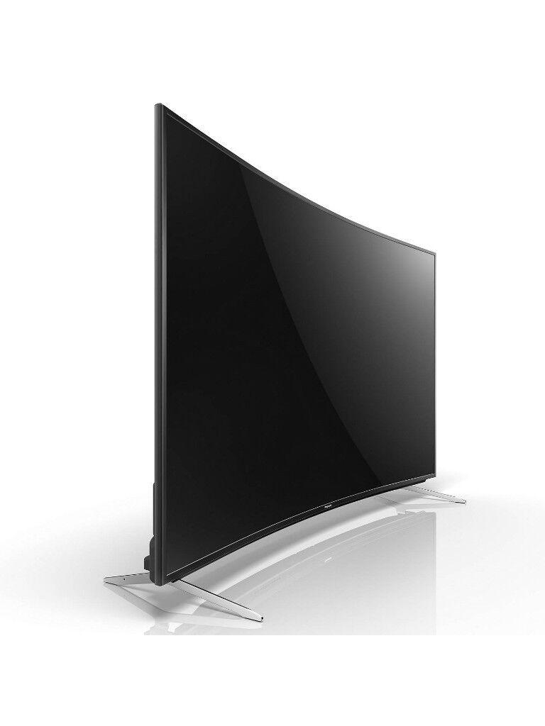 Panasonic Viera Tx 55cr730b Curved Tv Smart 4k Wifi
