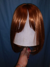 3 Full Head Ladies Wigs £50 for all three or £20.00 each.