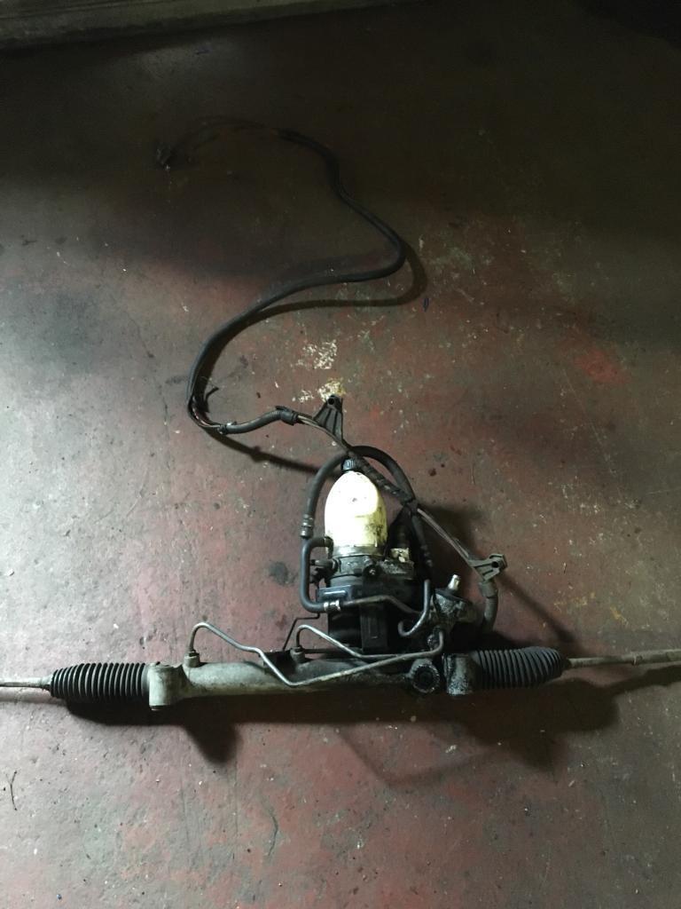 1.9 vectra c diesel steering rack and pump