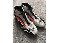 Men's OMP KS-3 Karting shoes (EU 45)