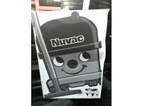 Henry hoover nuvac brand new