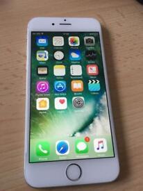 Apple iphone 6 16gb silver ee orange virgin