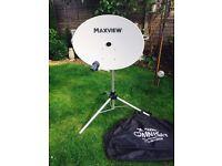 Maxview 66cm Satellite Dish