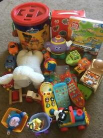 Baby Toy Bundle. Good condition. Batteries included.