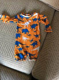 3-6 month boys swim suit