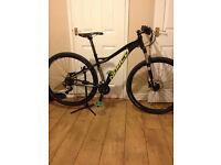 Norco Charger 9.1 hardtail 29er mountain bike, shimano deore/SLX, VGC