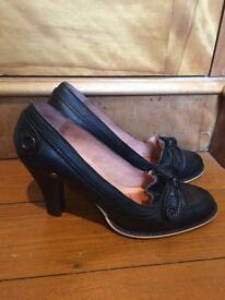 Ted Baker Ladies heeled shoes - size 6