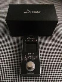 Donner Tuner Pedal (Guitar/Bass)