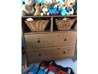 Ikea Leksvik Children's drawers
