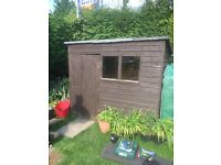 8 X 6 Garden Shed, Free to a good home.