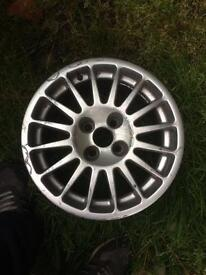 Old skool oz racing wheels 4x100