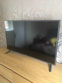 LG 42LF580V LCD Television