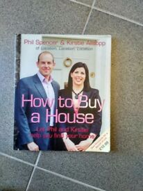 How to Buy a House paperback book Phil Spencer and Kirstie Allsopp of Location, Location, Location