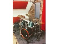 Pearl Export Kit, hardware and quality cymbal pack