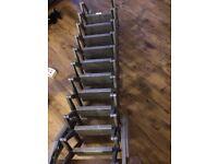 Telescopic loft ladder Columbus concertina