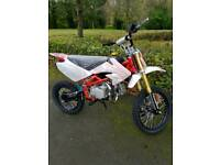 BRAND NEW 140XX XY PIT BIKE BIG WHEEL CRF70 FRAME