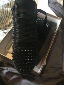 Christian louboutin sneakers - size 8