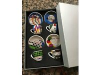 Espresso Cup Set - Design by Porsche
