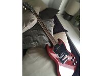2007 Gibson SG Classic P90's
