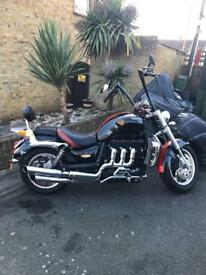 Triumph rocket3 touring 2.3