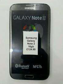 Uk Stock Orignal Samsung Galaxy Note 2 GT-N7100-16GB-White,Black(Unlocked)Brand New With Warranty