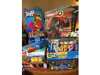 Board Games - £2-5 including Tetris Jenga, Connect 4 Dunk, Mouse Trap, Star Wars 6in1, etc