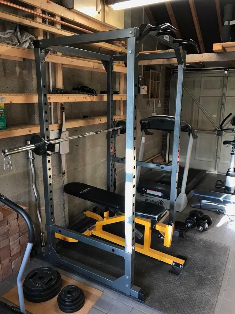 Free weight home gym in kidlington oxfordshire gumtree