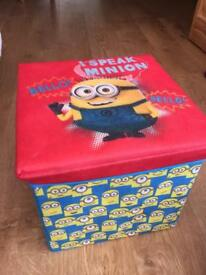 Minion storage box