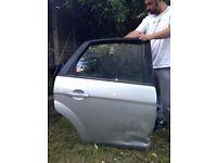Ford focus MK2+MK3 2008 TO 11 Door+door lock locking mechanism &door window& Handle& catch & latch