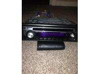 Kenwood cd MP3 car stereo